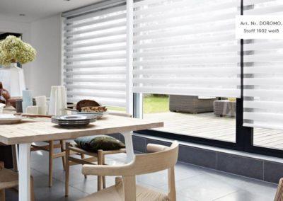 Ambiente-home-design-Savrolo-feher-csikozott mintával-LEHA-tól